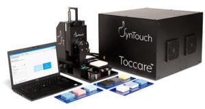 Toccare Haptics Measurement System